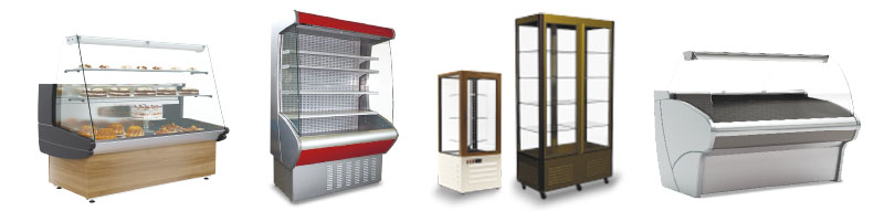 Refrigerated Showcases 2019