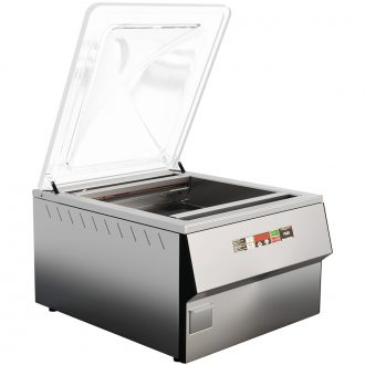 Machines pour emballage sous vide a cloche <br /><strong>CUBE LINE</strong>